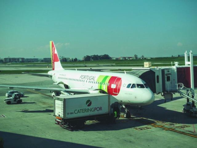 TAP Airlines Lisbon