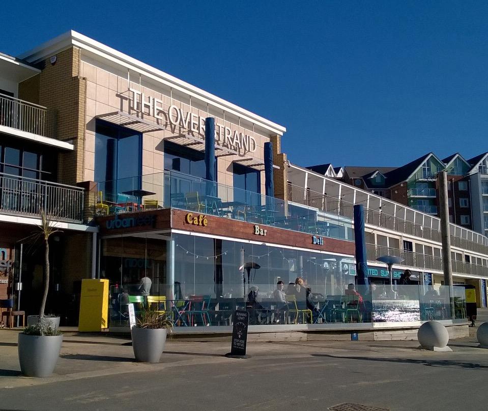 Urban Beach Cafe, Boscombe