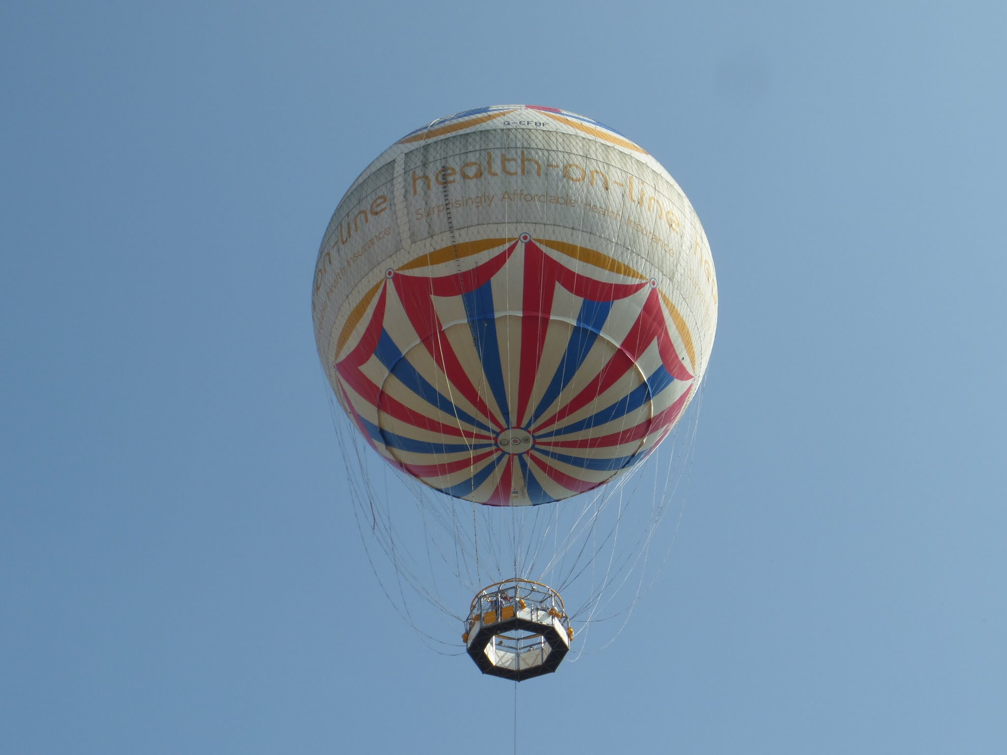 The Bournemouth Balloon