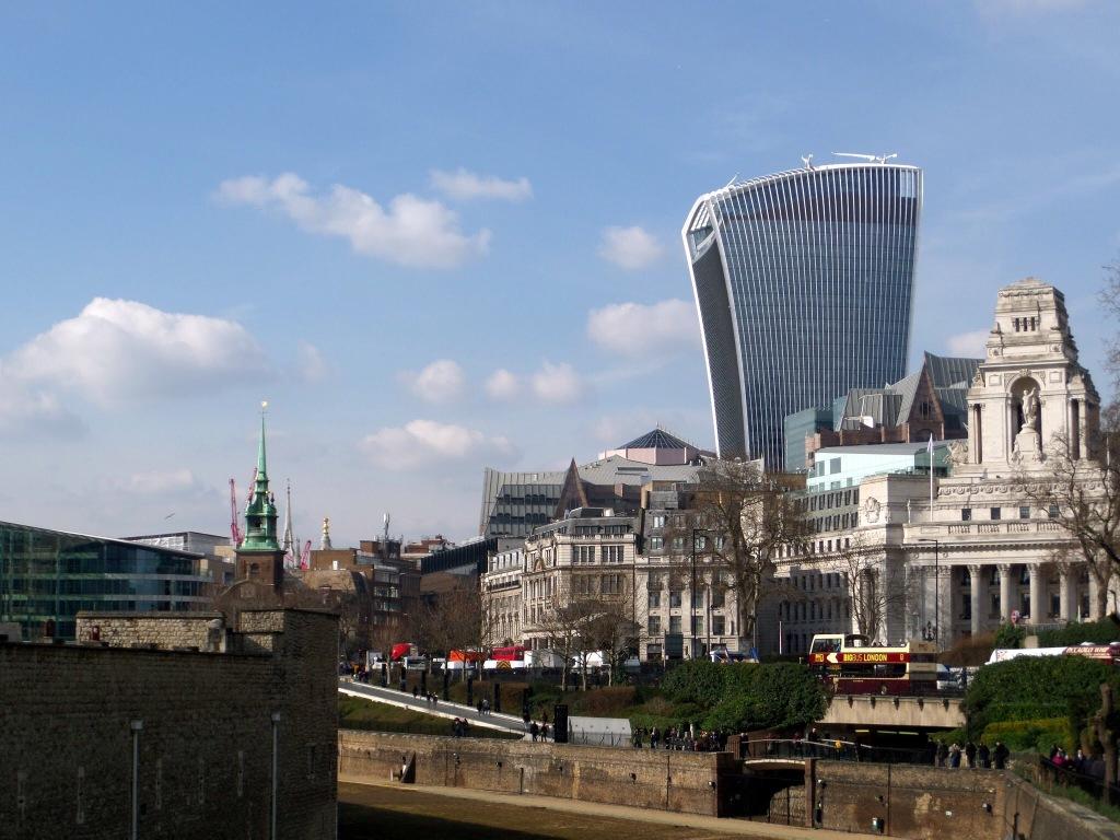 Walkie Talkie Building, London