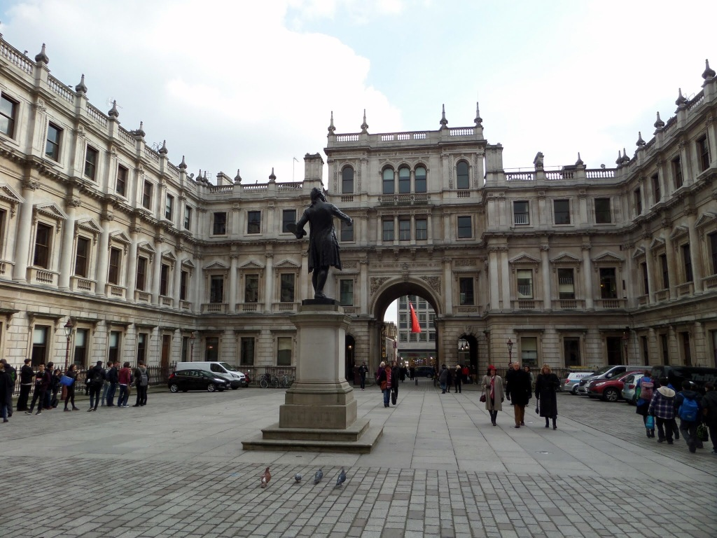 Royal Academy of Arts, Piccadilly
