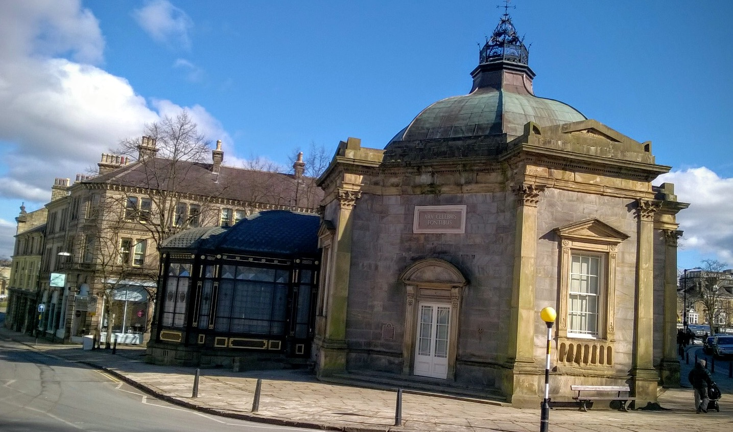 The Pump Room Museum, Harrogate