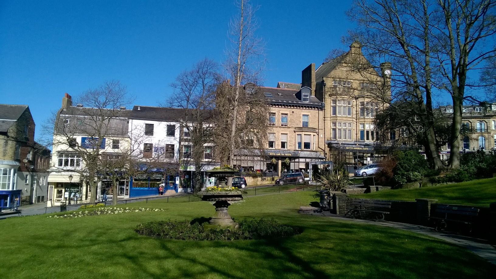 Montpelier Quarter, Harrogate