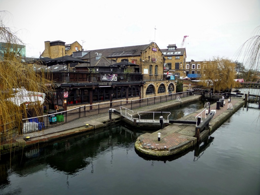 Camden Lock, Regent's Canal, London