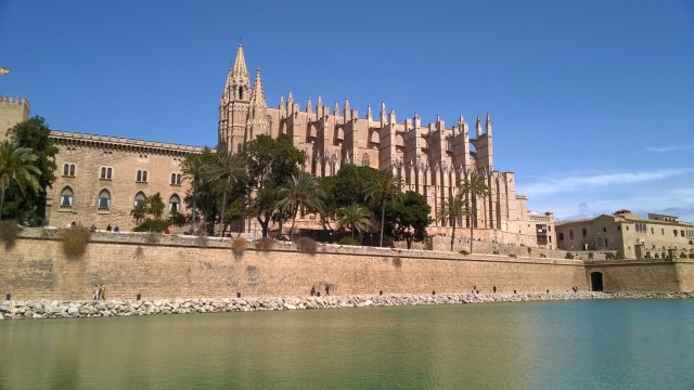 La Seu, Palma Cathedral, Mallorca
