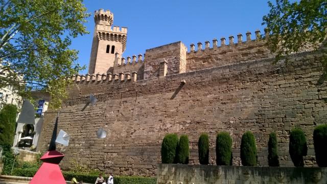 City Walls, Palma, Mallorca