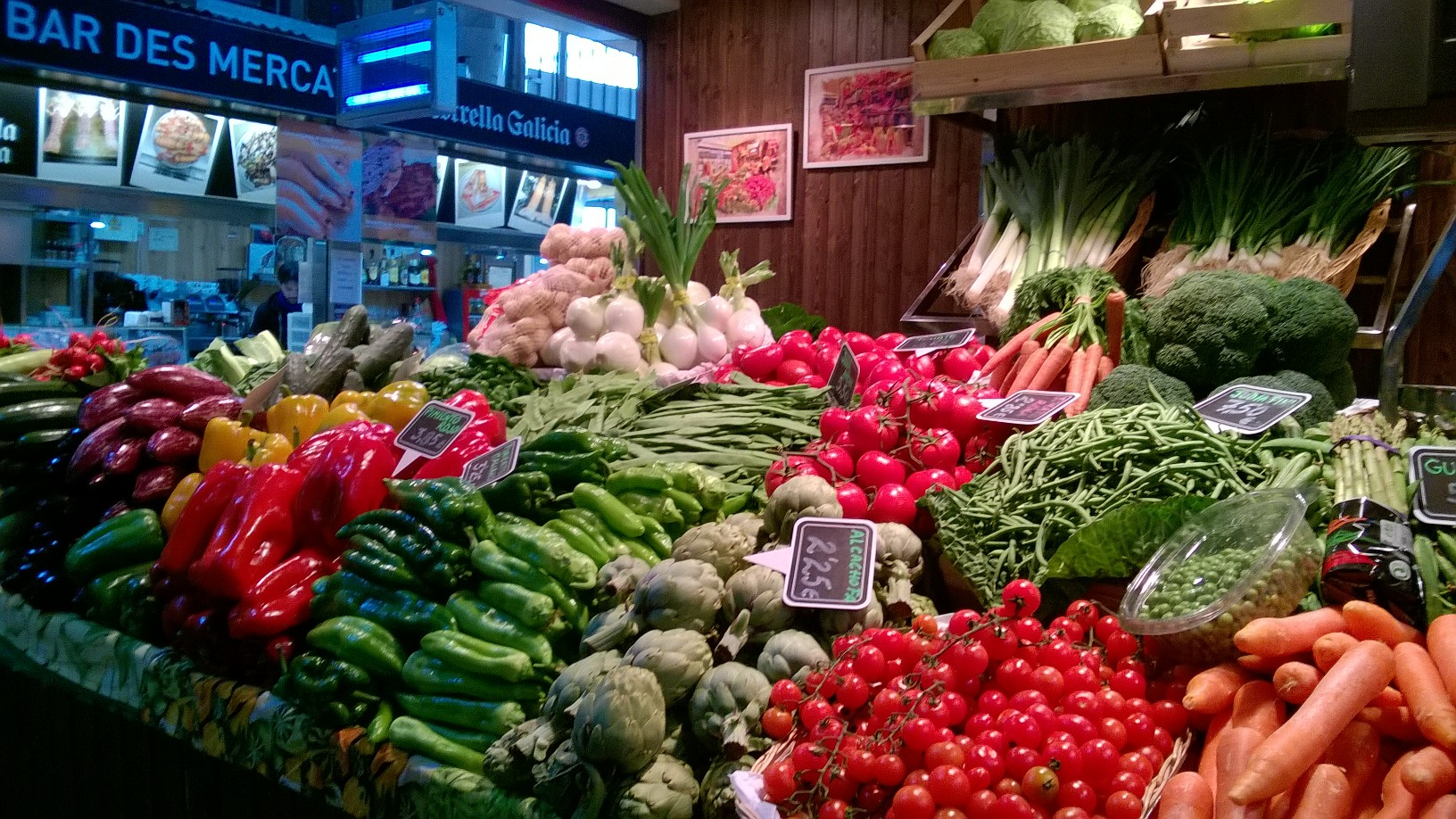 Santa Catalina market, Palma