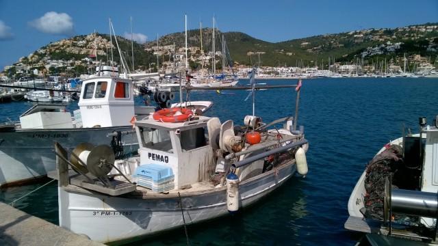 Port D'Andratx harbour, Mallorca