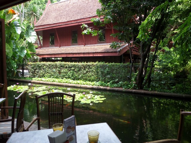 Jim Thomson House Bangkok