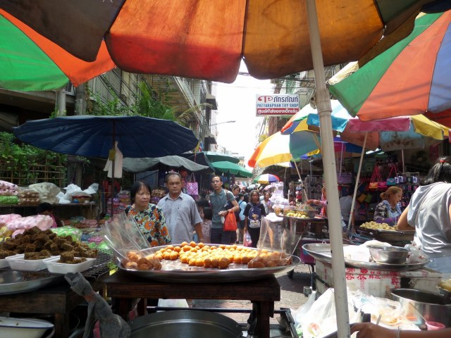 Sampeng Lane, Chinatown, Bangkok
