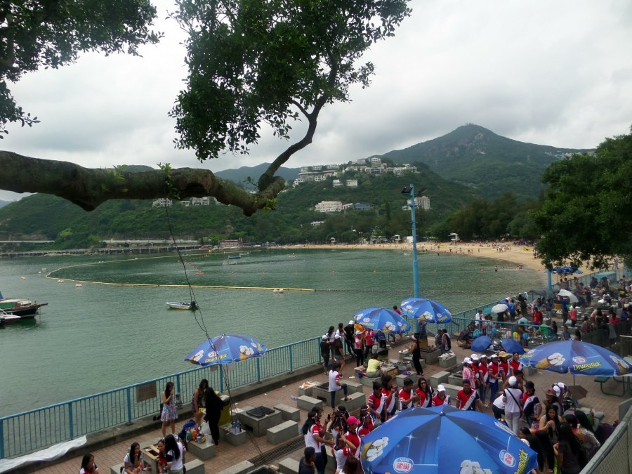 Deep Water Bay, Hong Kong