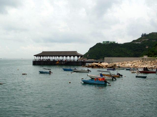 Blake Pier, Stanley, Hong Kong