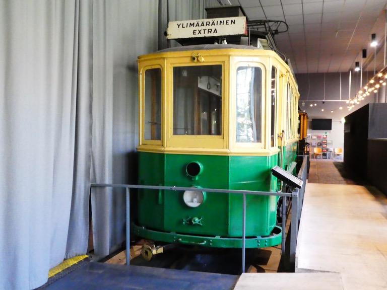 Helsinki Tram Museum