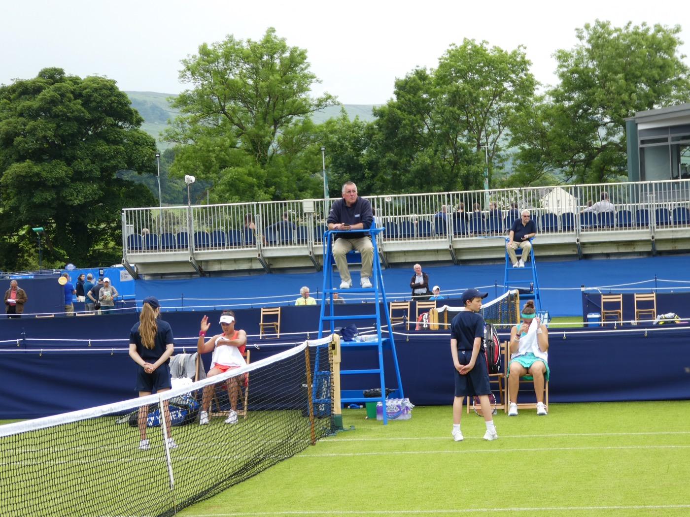 Centre Court, Ilkley Tennis Club