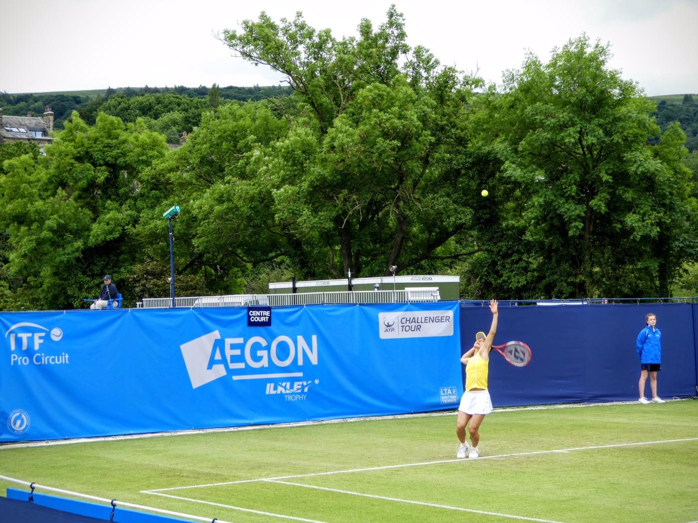 Ilkley Tennis Club