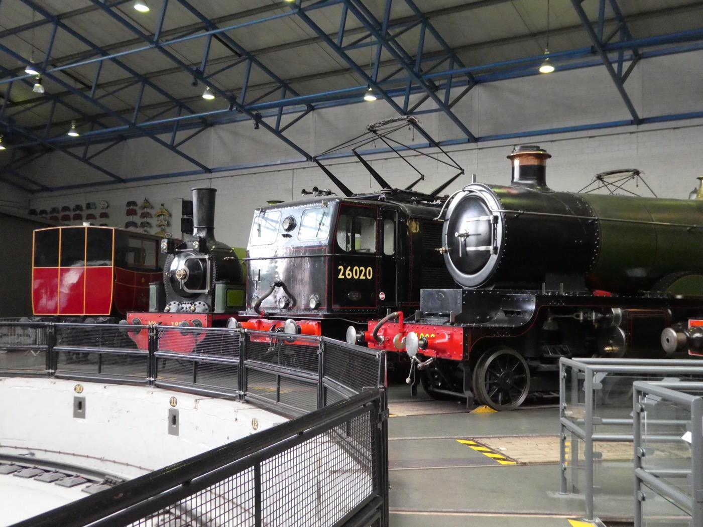 National Rail Museum York