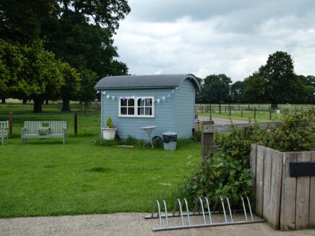 Shepherd Hut, Home Farm, Beningbrough Hall