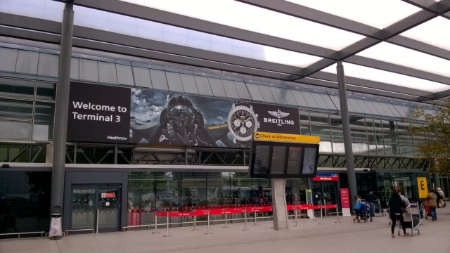 Heathrow Airport Terminal 3