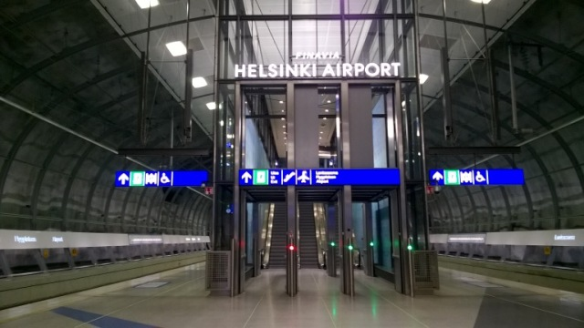 Helsinki Airport Railway Station