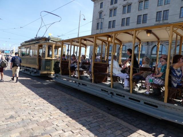 Heritage Tram, Helsinki