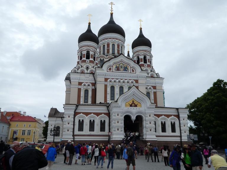 St Alexander Nevsky Cathedral, Tallinn