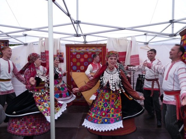 Russian tourist festival, Helsinki