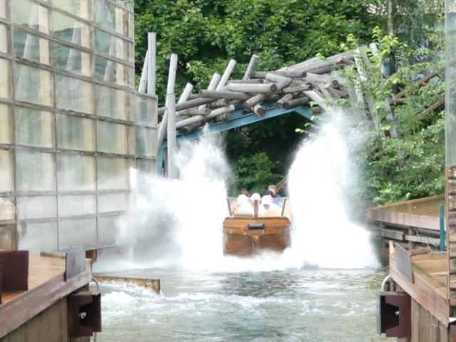 Linnanmäki Theme Park, Helsinki