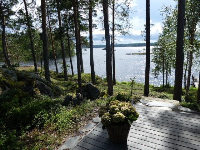 Kongosaari, Finland