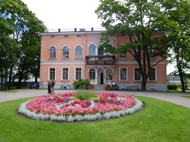 Hakasalmi Villa, Helsinki