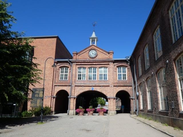 Tampella Limited now the Vaprikki Museum, Tampere