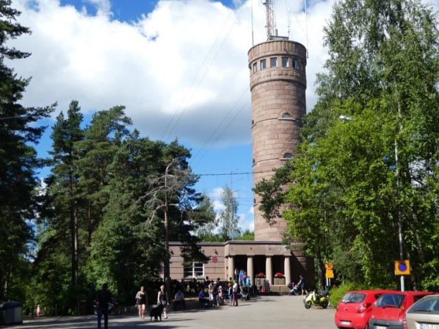 Pyynikki Observation Tower, Tampere