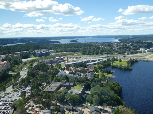 Näsinneula Observation Tower, Tampere