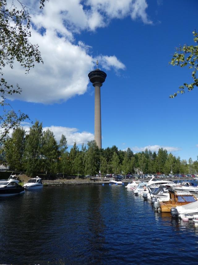 Nasinneula Observation Tower, Tampere