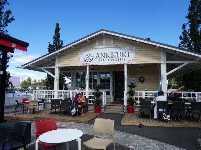 Cafe Ankkuri, Tampere