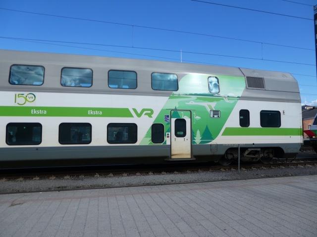 VR Trains, Finland