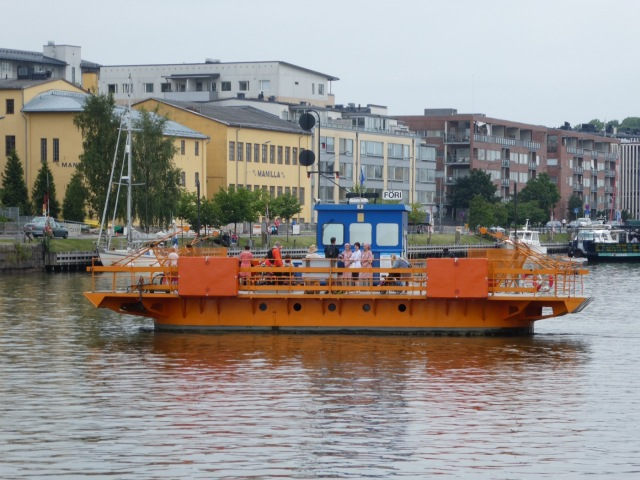 Turku passenger ferry