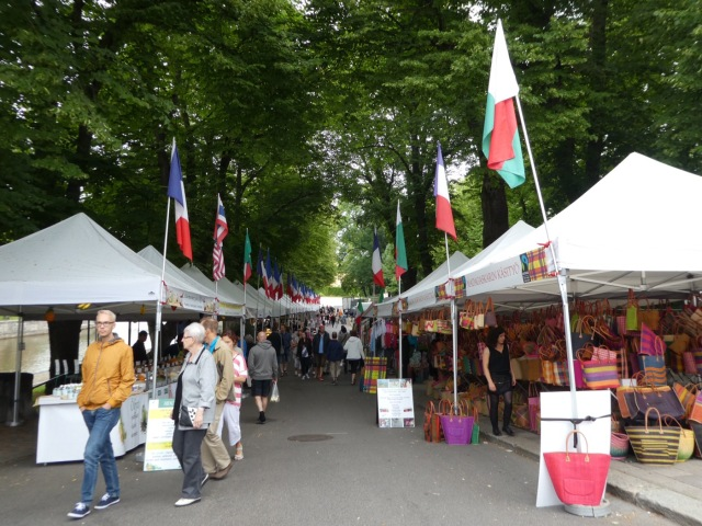 International market, Turku