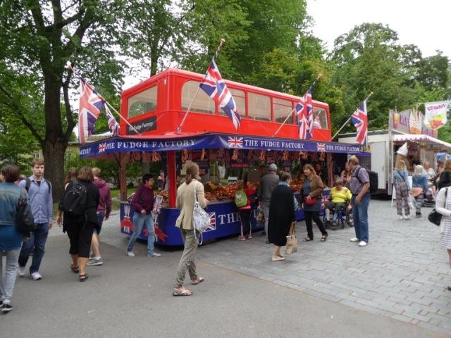 Turku Continental Market