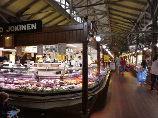 Turku Market Hall