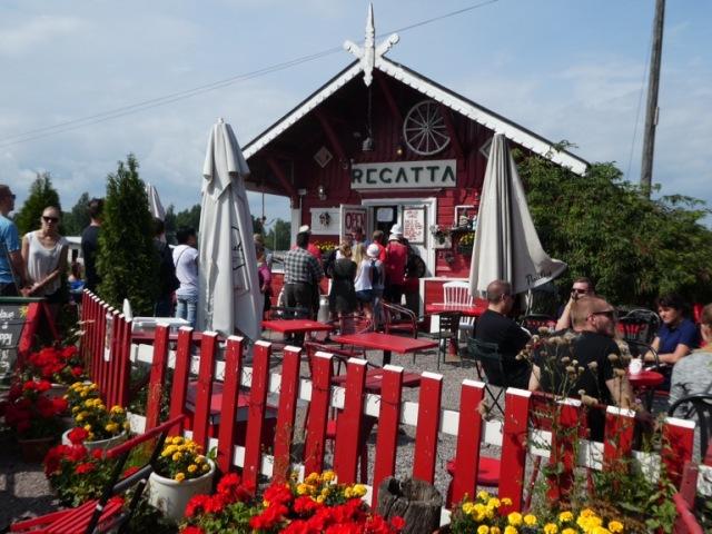 Cafe Regatta, Töölö, Helsinki