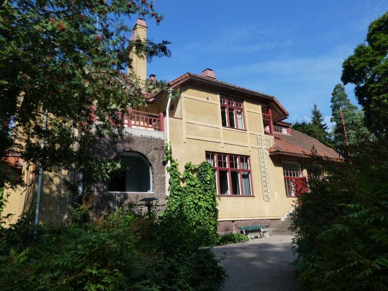 Villa Elfvik, Espoo, Finland