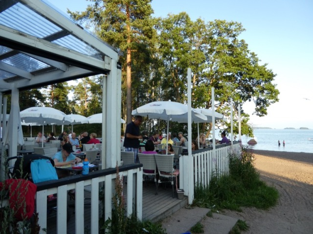 Cafe Mellsten, Haukilahti, Espoo