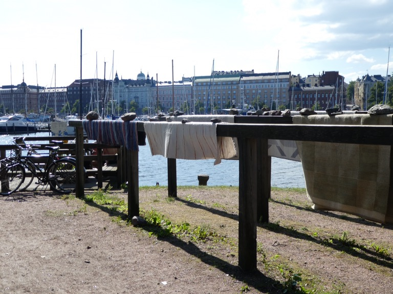 Carpet Washing Pier, Helsinki