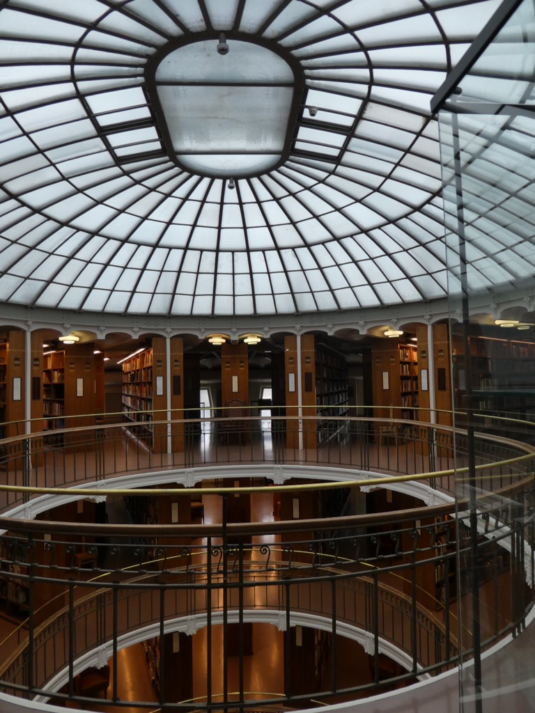 Rotunda, National Library of Finland