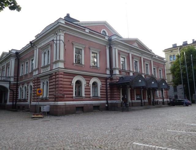 Alexander Theatre, Helsinki