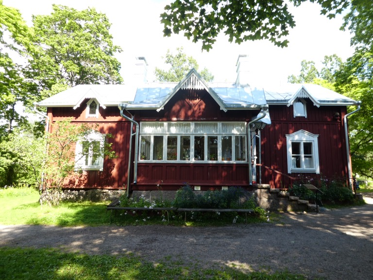 Glims Farmstead Museum, Espoo