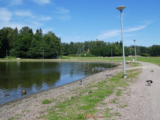 Tapiola, Espoo