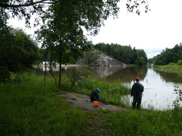 Vaanta River, Helsinki