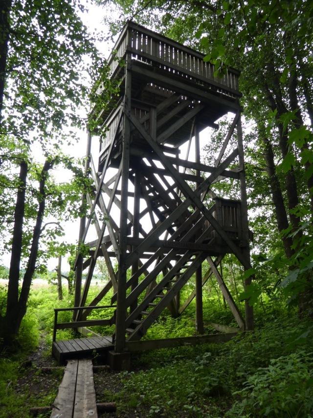 Bird Watching Tower, Lammasdari, Helsinki