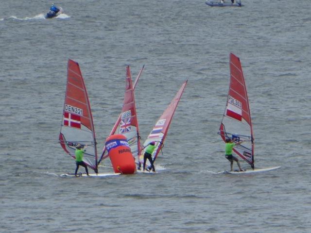 European windsurfing championships, Helsinki